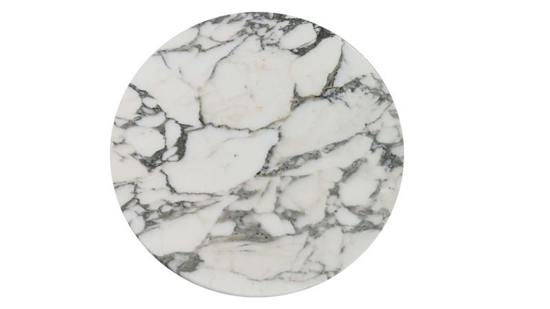 HMJ047 大花白大理石咖啡桌