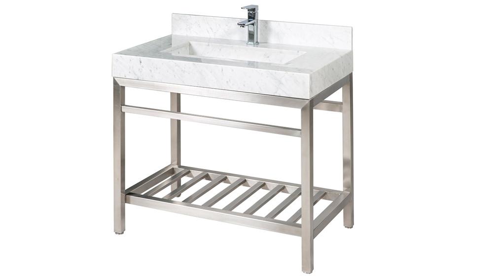 NSHB062 细花白浴室柜