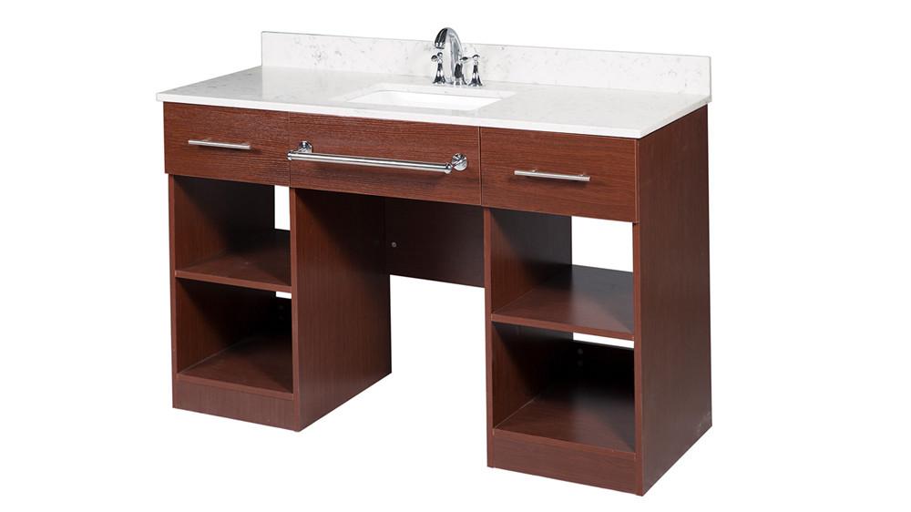 NSHB065 卡拉拉白浴室柜
