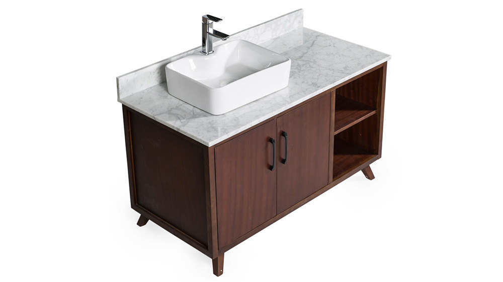 NSHB066 细花白浴室柜