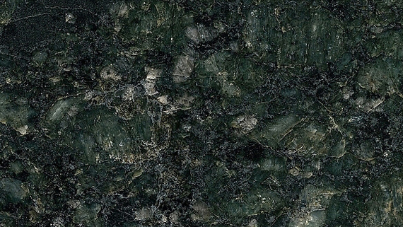 Butterfly Green Granite Counter