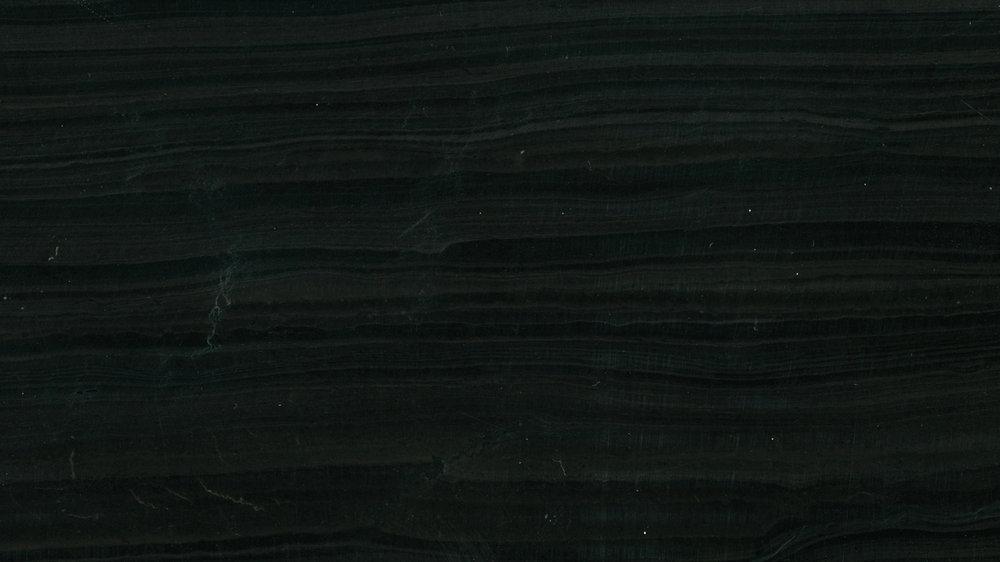 Black Wood Graining Marble Bath