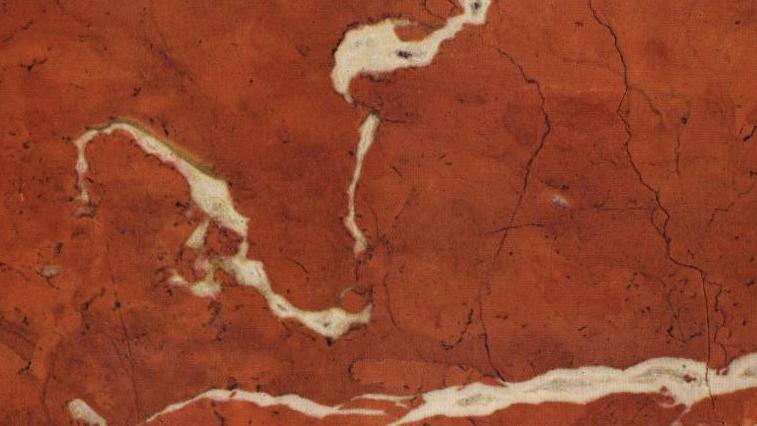 Rojo Alicante Marble Bathroom C