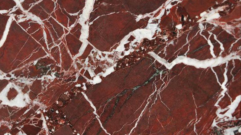 Rosso Verona Marble Bathroom Co