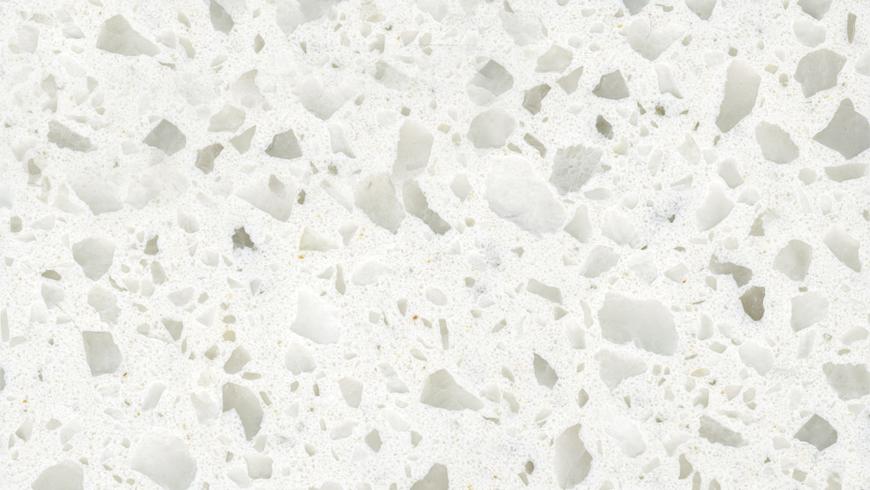 Pearl White Quartz Countertop |