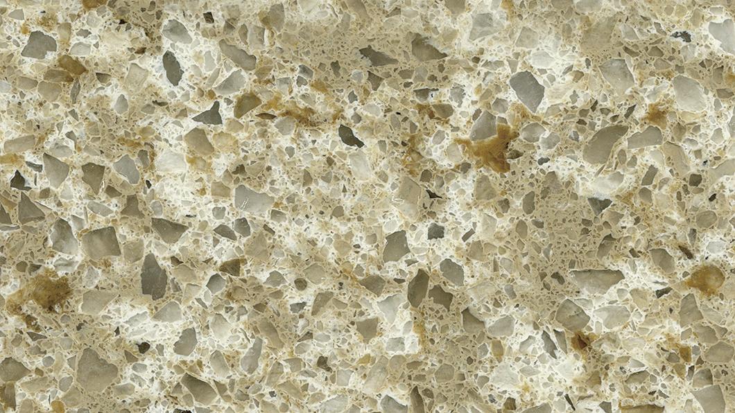 Seashell Quartz Countertop | Qu