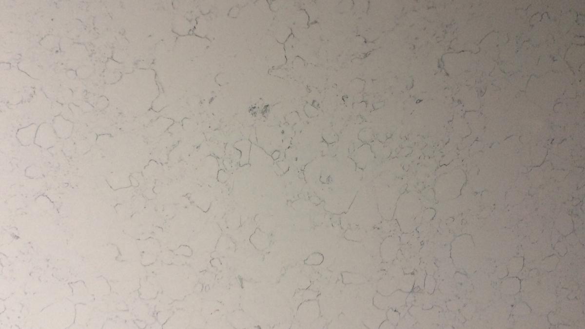 Cararra White Quartz Countertop