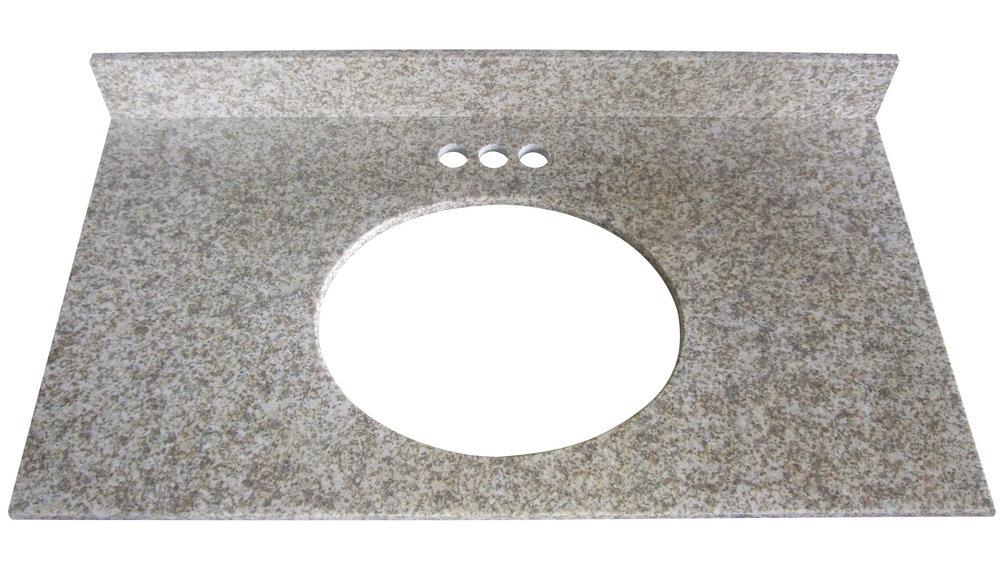 Navajo White Granite Countertops Laminate Kitchen